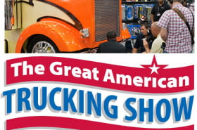 Demonstrations at the Great American Truck Show – reel 1