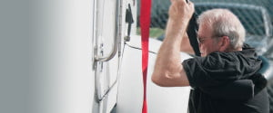 Truckers relieve back pain